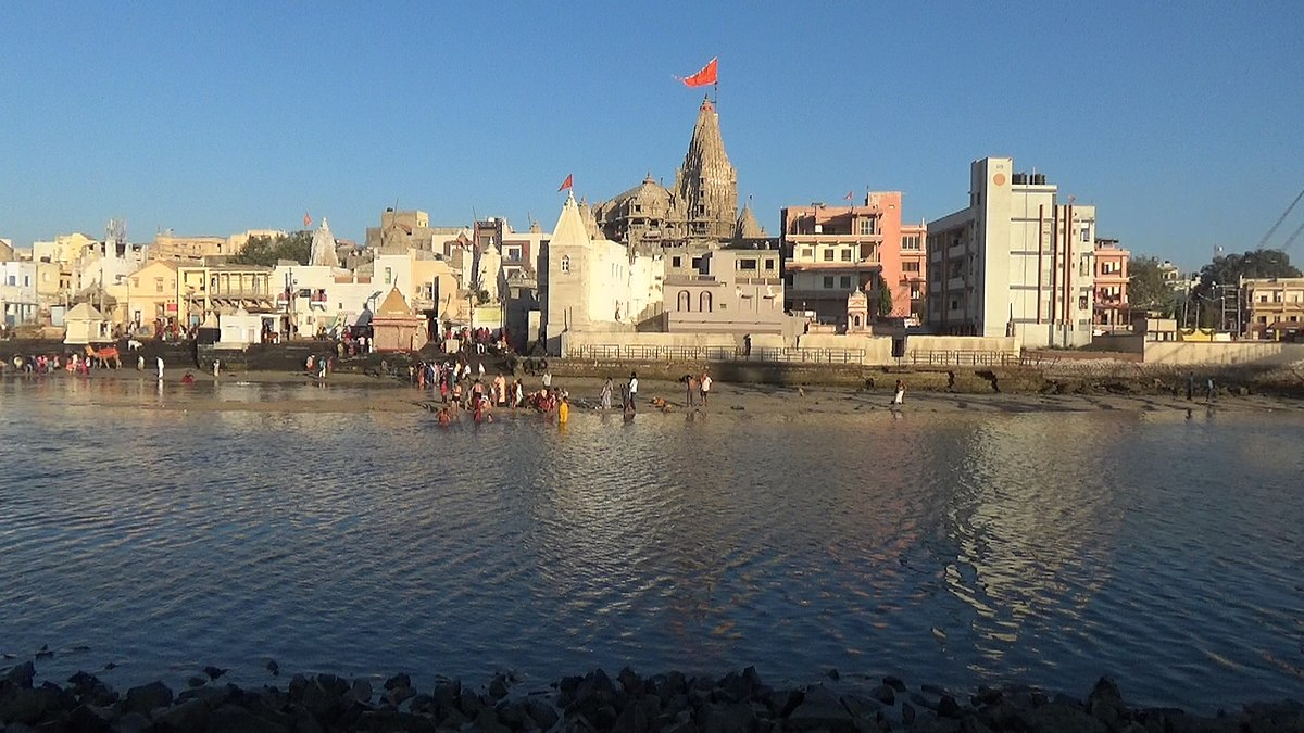 Archaeologists have discovered a 9,000-year-old city beneath the surface of modern-day Dwarka