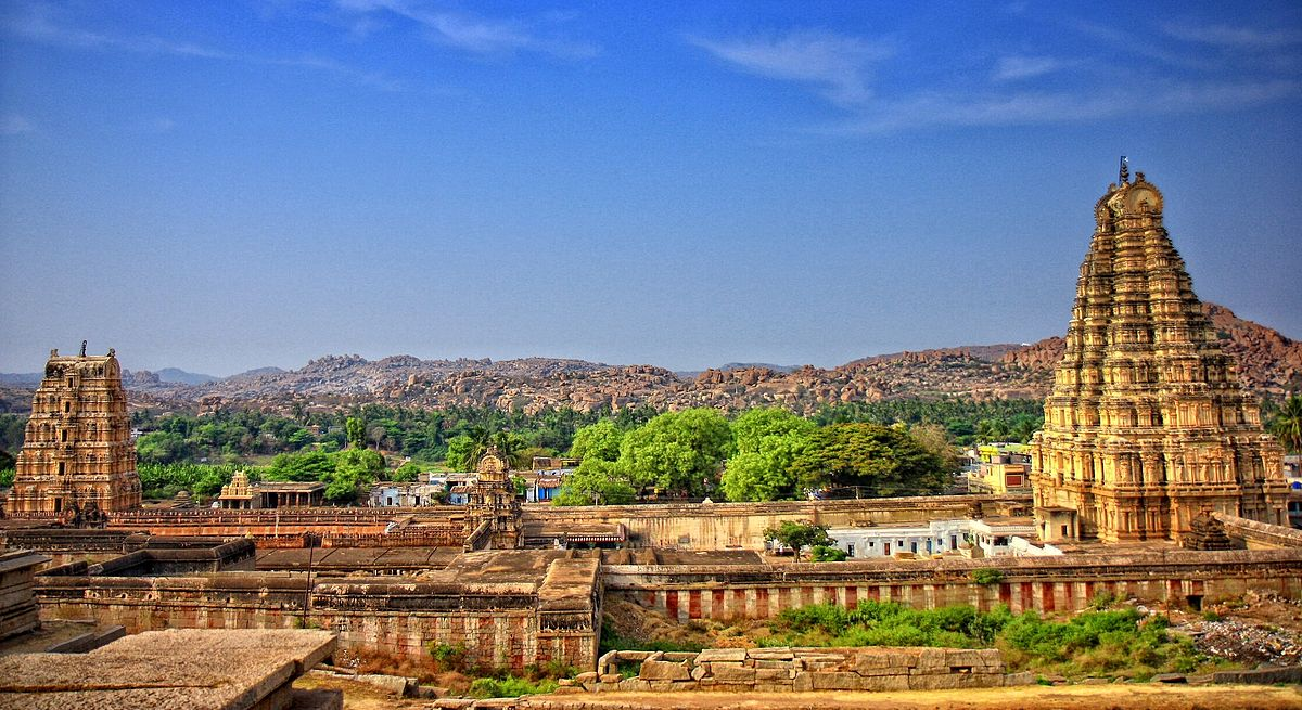 The Engrossing tale of Hampi, a city of incredible wealth