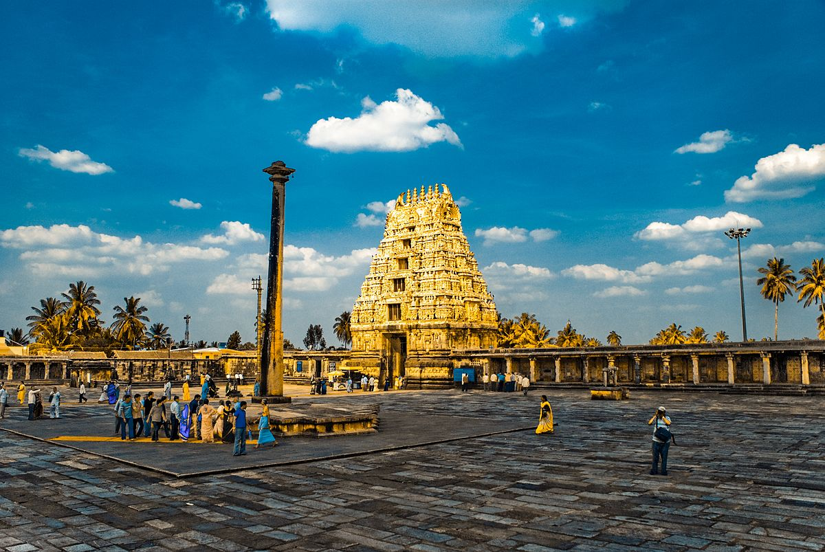 Chennakeshava Temple, a 900-year-old centrepiece in Belur