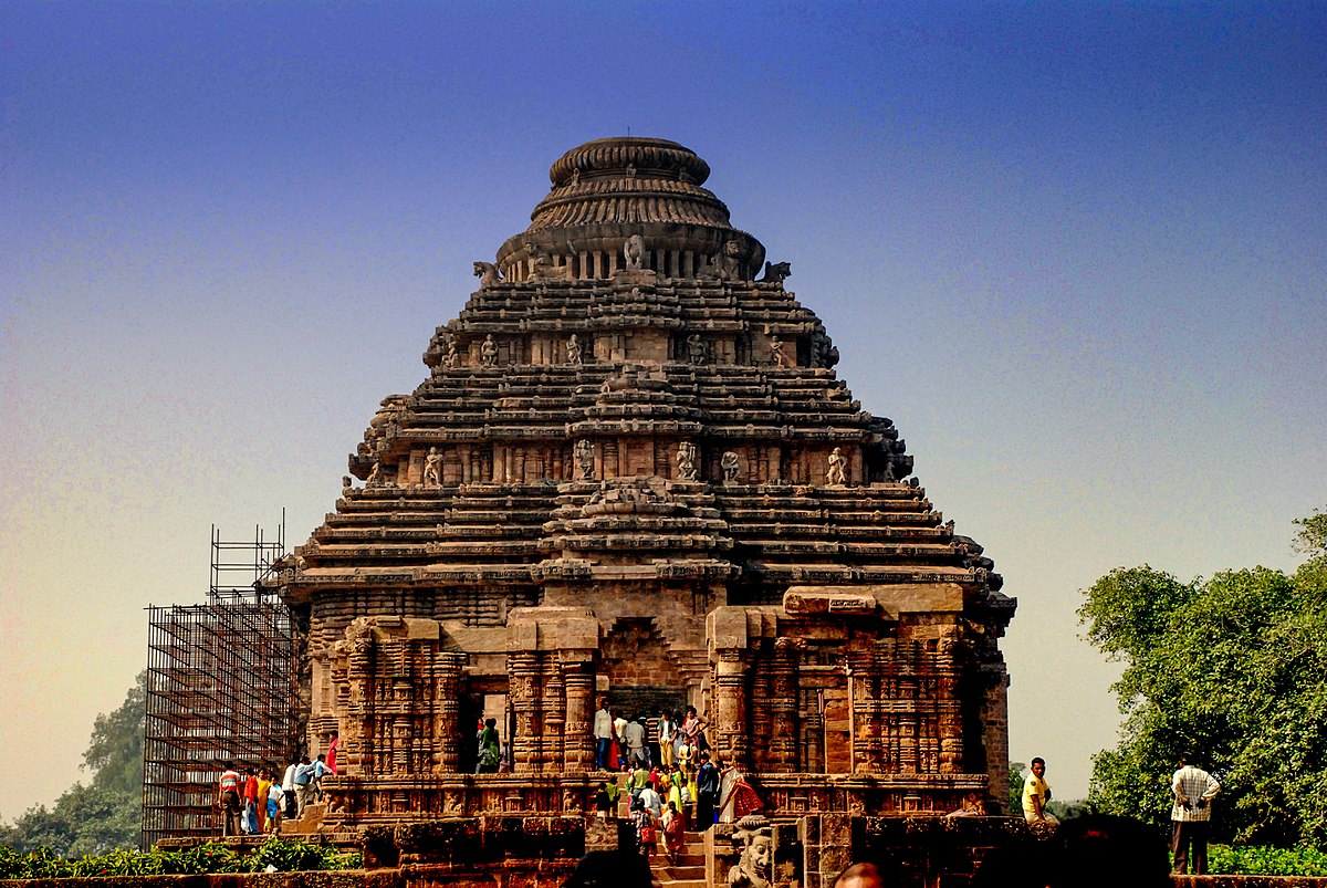 The History Of The Konark Sun Temple