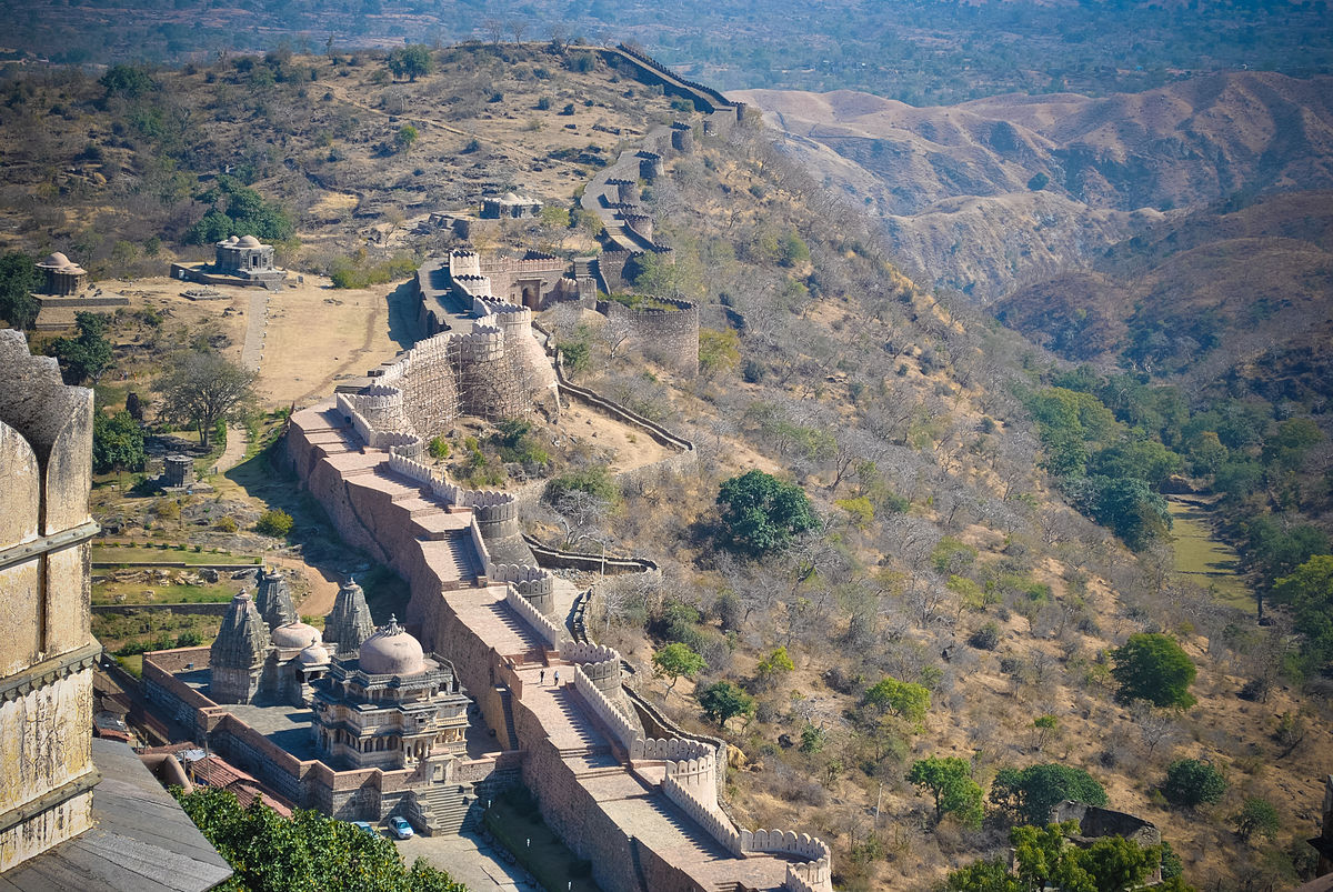 fort of Kumbhalgarh