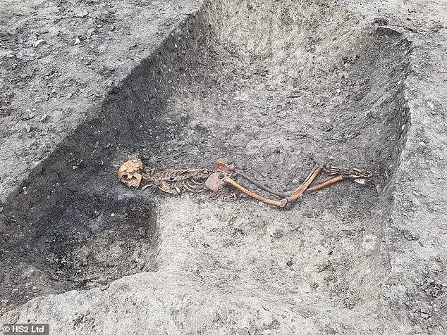 Iron Age Murder Victim's Skeleton Found in England