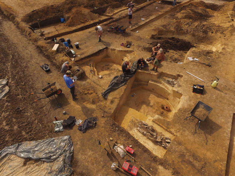 Major Megalithic Cemetery Discovered