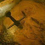The Sword in the Stone at Montesiepi Chapel
