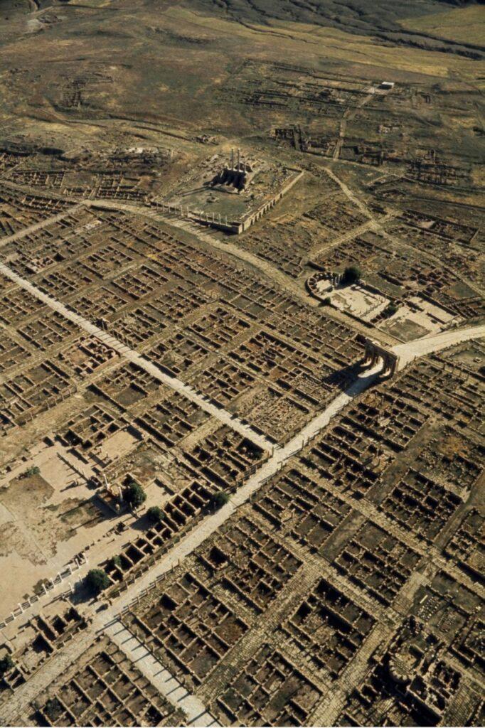 Africas roman ghost city