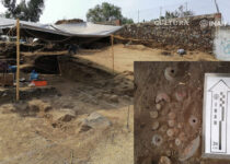 Remains Of A Pyramid Foundation Discovered In Tlalmanalco, Mexico State