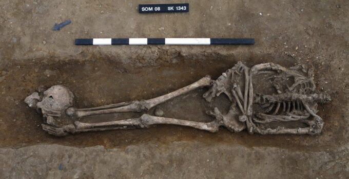 Somersham headless bodies were victims of Roman executions