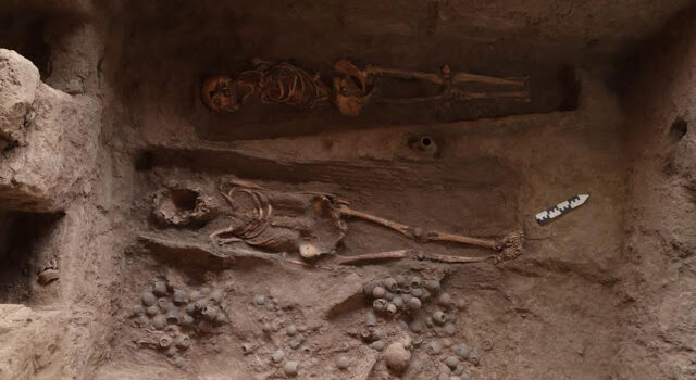 Peru: Mochica elite's last woman unearthed in Lambayeque