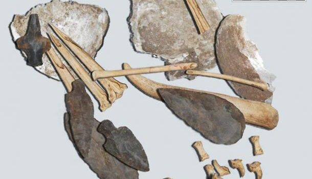 This May Be the Oldest Tattoo Kit in the World