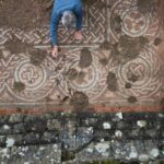 Stunning Mosaic Found in England Shows Some Lived in Luxury During 'Dark Ages'