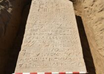 Massive 2500-Year-Old Egyptian Monument Discovered in Farmlands