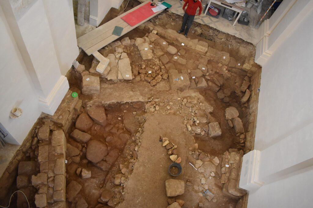 Chapel was Found Under the Madonna Tal-Hniena Church
