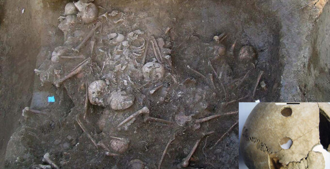 Brutal 6,200-Year-Old Massacre Shows Humans Have Sucked for a Really Long Time