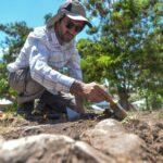 Tunceli's Tozkoparan Mound hosts new archaeological excavations