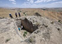 Archaeologists find remains of Urartian castle in eastern Turkey