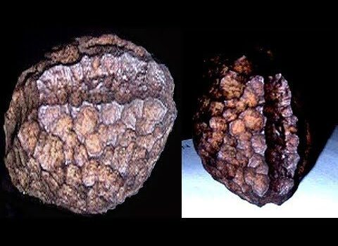 Is the 20 million-year-old Wolfsegg Iron an artificially made artifact?