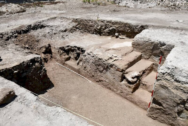 Ancient Fire Temple Discovered In Heart Of Iran's Alborz Mountains