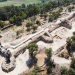 Byzantine Castle Discovered by Turkish Archaeologists in Akyaka, Western Turkey