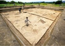 The ruins found in Nara could be the Imperial House of Female Emperor Koken