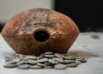 409 silver coins, found in the Mleiha area of Sharjah, were inspired by Alexander the Great and the Seleucid dynasty