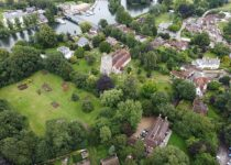 Revealed: The 'lost' Anglo-Saxon monastery discovered next to Cookham church