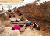 In Madrid, a 76,000-year-old Neanderthal hunting camp was discovered