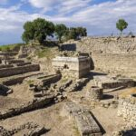 The destruction of Schliemann was fixed in Turkish Troy after 150 years