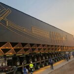 Egyptian Pharaoh Khufu's 4,600 Old Vessel Transferred To The New Grand Egyptian Museum