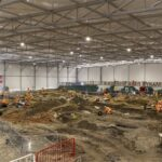 HS2: Anglo-Saxon church found at Stoke Mandeville excavation site