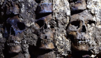 A 500-Year-Old Aztec Tower of Human Skulls Is Even More Terrifyingly Humongous Than Previously Thought, Archaeologists Find