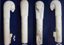 Ritual Tools Used to Honor Goddess Hathor Found in Ancient Egyptian Temple Mound
