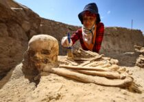 Urartian graves in eastern Turkey pointing out novel burial traditions