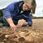 """Archaeologists have found an intriguing Iron Age """"shrine"""" in the Yorkshire Wolds"""